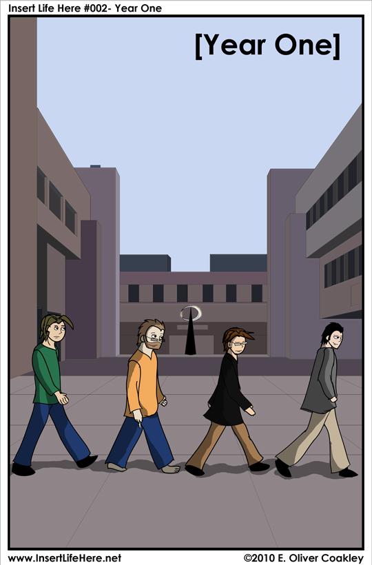 Abbey Road people.