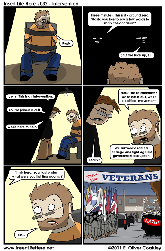 The worst part about this comic? The last panel's a true story.